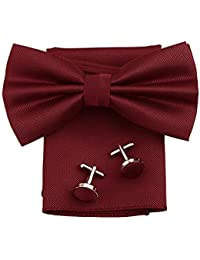 43a350344d7 Bow Tie  Buy Bow Tie online at best prices in India - Amazon.in
