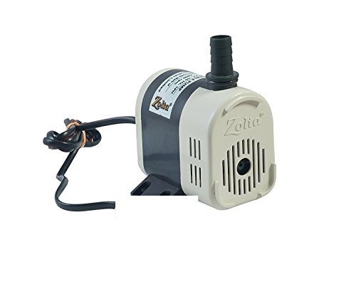 ZOLTA Khaitan Submersible Pump for Desert Air Cooler, Aquarium, Fountains, 18W, 1.6 m