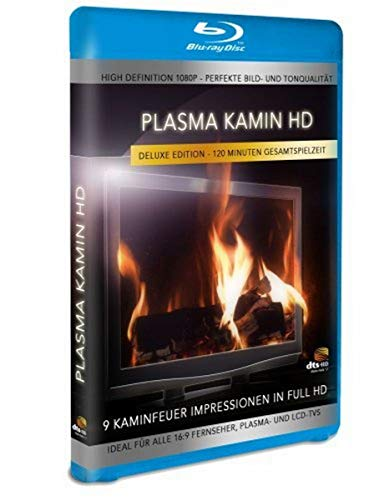 Plasma Kamin HD - 9 Kaminfeuer Impressionen in High Definition [Blu-ray] [Deluxe Edition] High-definition-plasma-tv