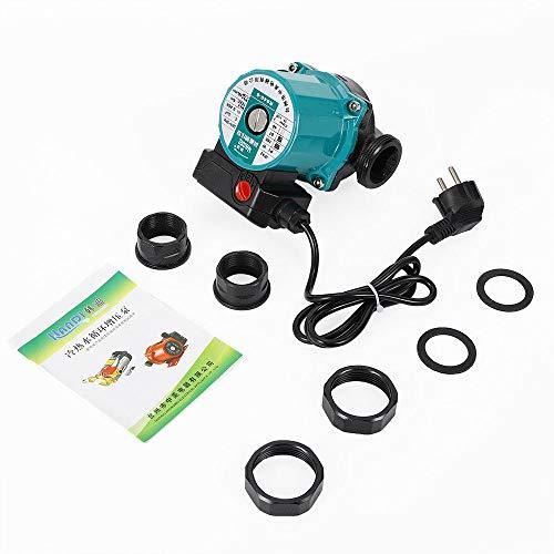 OUKANING Umwälzpumpe Hocheffiziente Heizungspumpe Pumpe Warmwasser Heizung Nassläufer 25-60/120mm -