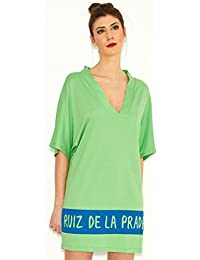 Agatha Ruíz de la Prada Vestido Verde ARP