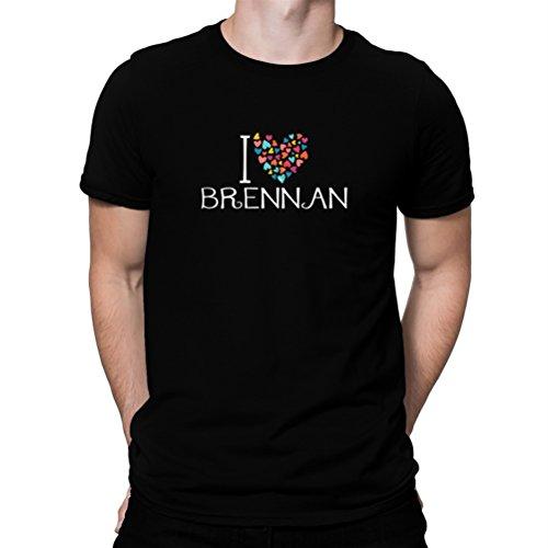 i-love-brennan-colorful-hearts-t-shirt