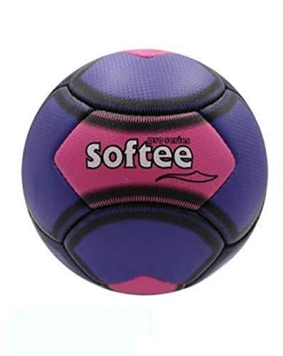 Balon Fútbol Playa Softee Soccer Beach Violeta/Rosa