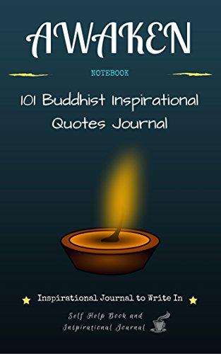 Awaken Inspirational Journal To Write In 101 Buddhist