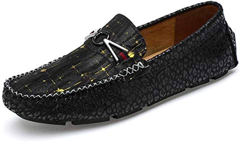 Yajie-scarpe, 2018 Mocassini da Uomo Mocassini Fashion Fashion Soft & Super Light Metal Slip On Driving Loafer... | Lo stile più nuovo  | Scolaro/Signora Scarpa