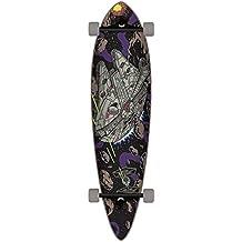 Skate longboard cruiser complete ¨Santa Cruz¨. STAR WARS MILLENNIUM FALCON 39 X9