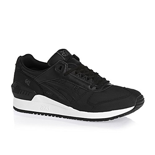 Asics Donna Nero Gel-Respector Sneakers Black White