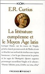LITTERA EUROPE MOYEN AGE LATIN de Ernst-Robert Curtius