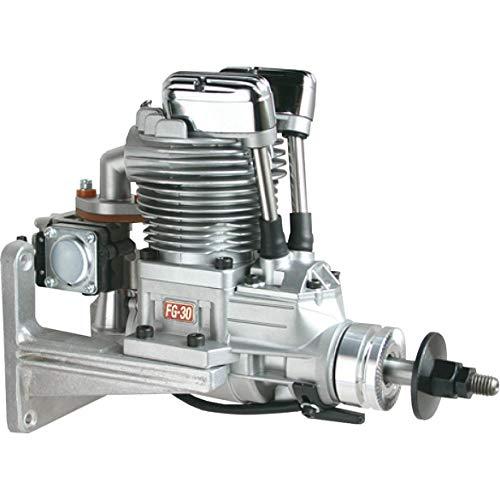 SAITO FG-30B Benzin Motor MIT ELEKTRONISCHER ZÜNDUNG (Saito Motor)