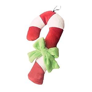 Da.Wa Peluche jouets sonores pour animaux de compagnie Jouet de Noël chien mordre les dents résistantes