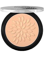lavera Kompaktpuder Mineral Compact Powder ∙ Farbe Honey Hautfarbe ∙ Glanz verschwindet & frischt auf ∙ Natural & innovative Make up 1er Pack (1 x 7 g)
