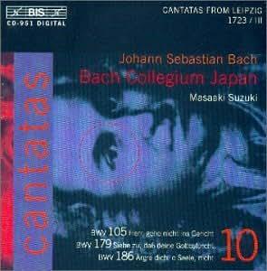 Cantatas-Vol. 10