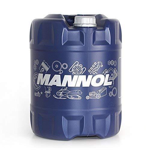 MANNOL 10W-40 4-Takt Plus Motorradöl Motoröl JASO MA2 20Liter