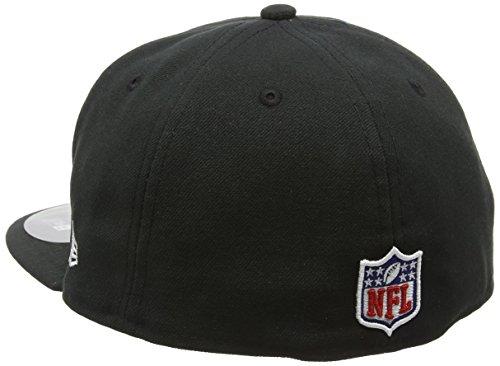 Baseball cap new era bonnet pour adulte on oakland raiders nFL field 59 fifty fitted Noir - Team