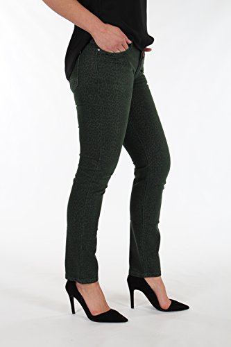 MCA - Jeans spécial grossesse - Femme Vert - Vert