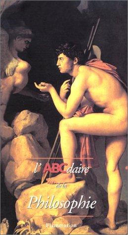 L'ABCdaire de la philosophie
