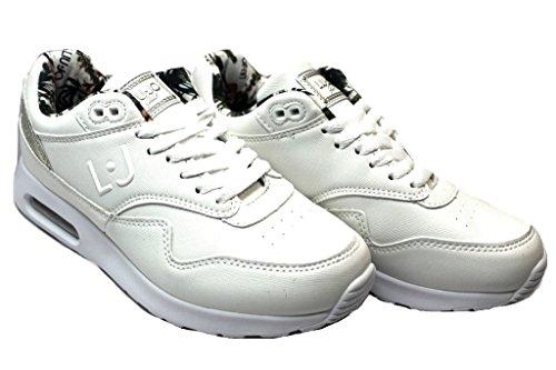 liu jo , Damen Sneaker Silber / Schwarz