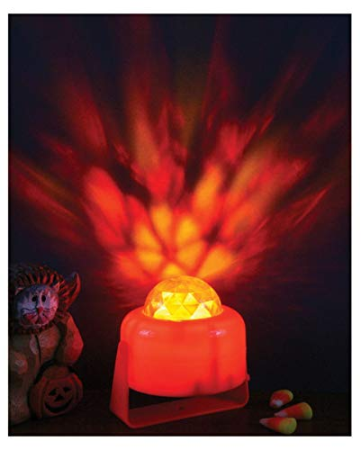es Kürbis Licht als Halloween Deko ()