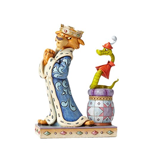 Enesco 4050418 Disney Traditions Prince John Sir Hiss (Princeses Disney)