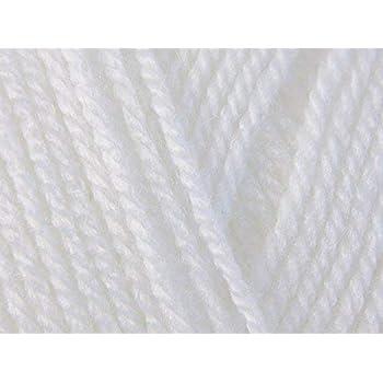 Wool 50g Cygnet Baby Pato DK Double Knitting Acrylic Yarn 709 Silver