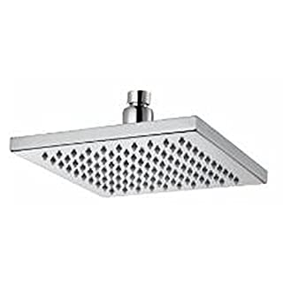 Alfred Victoria Modern ABS Shower Head SHP25 - Chrome Finish