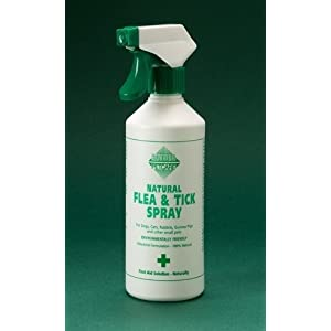 Barrier - Natural Flea & Tick Spray x 400 Ml 24