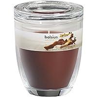 BOLSIUS Duftglas groß, Sandelholz - 4 Stück preisvergleich bei billige-tabletten.eu