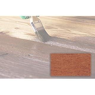 BEKATEQ LS-236 Dickschichtlasur Dauerschutzlasur Deckende Holzlasur | Holzschutzlasur Wetterfest, UV-fest, Wasserabweisend (2,5L Lärche)