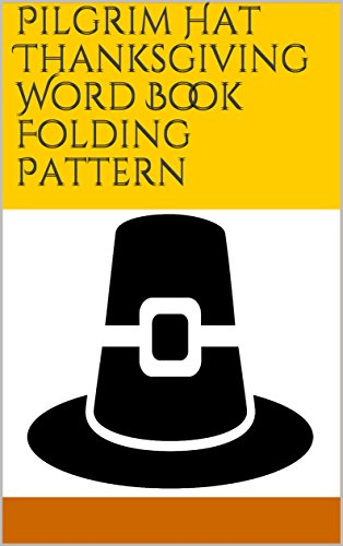 ving Word Book Folding Pattern (English Edition) ()