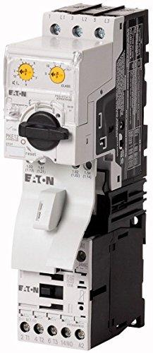 Eaton 121742 Direktstarter, 3-polig, 4, 0 kW/400 V/AC3, 100 Ka, Schutz Elektronisch, DC-Betätigt