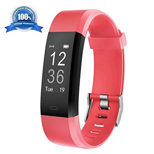 Braccialetto-Fitness-HolyHigh-YG3-Plus-HR-con-Cardiofrequenzimetro-da-Polso-Bracciale-Intelligente-ImpermeabileContapassiNotifiche-per-le-ChiamateMonitoraggio-del-Sonno-per-Android-e-iOS