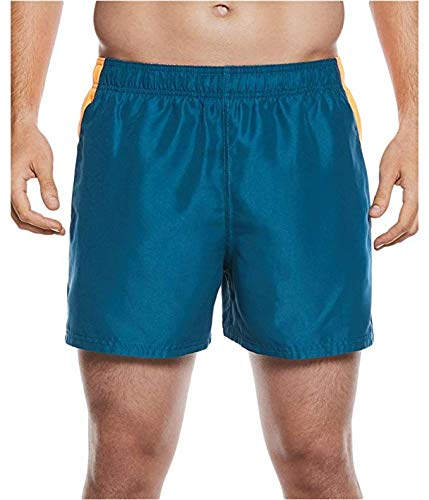 Nike Mens Current Volley Swim Bottom Board Shorts Blue 2XL