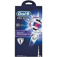 Oral-B Pro 600 3D White BraunSpazzolino Elettrico
