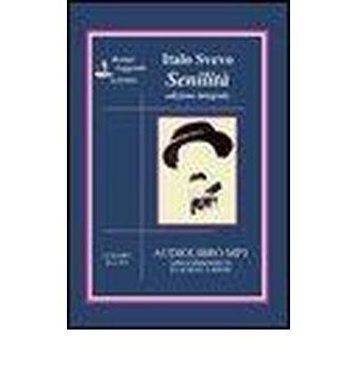 Senilit?. Audiolibro. CD Audio formato MP3 (Paperback)(Italian) - Common