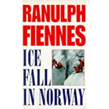 Ice Fall in Norway