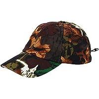 Sombrero LED Gorra de Beisbol Sombrero,Ajustable Mujer Hombres Sombrero  Deportivo Gorra de Pesca LED 941a17429f4