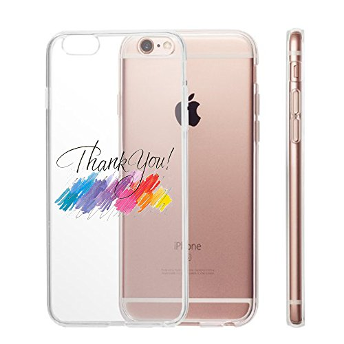 iPhone 6s Plus/iPhone 6 Plus Cover (5.5 pollici),Transparent Custodia Antiuroto Ultra Sottile Bumper Soft Morbido TPU Gel Silicone Protettiva Case per iPhone 6s/iPhone 6 Gel di silice1