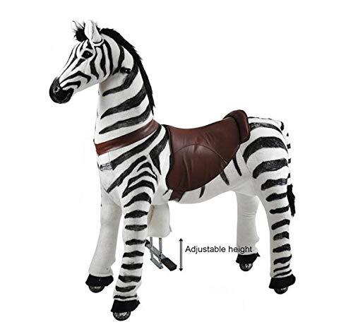 TRADE® Nouveau Fun Zebre A Partie DE 8 Ans à Adulte