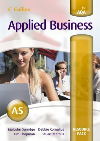 Collins Applied Business – AS for AQA Resource Pack