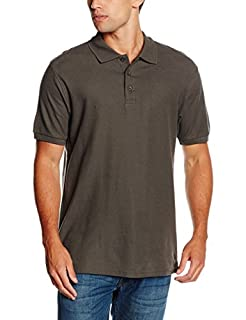 Fruit of the Loom SS035M - Polo - Homme, Gris (Light Graphite), XX-Large (B01BOE9P5G) | Amazon price tracker / tracking, Amazon price history charts, Amazon price watches, Amazon price drop alerts