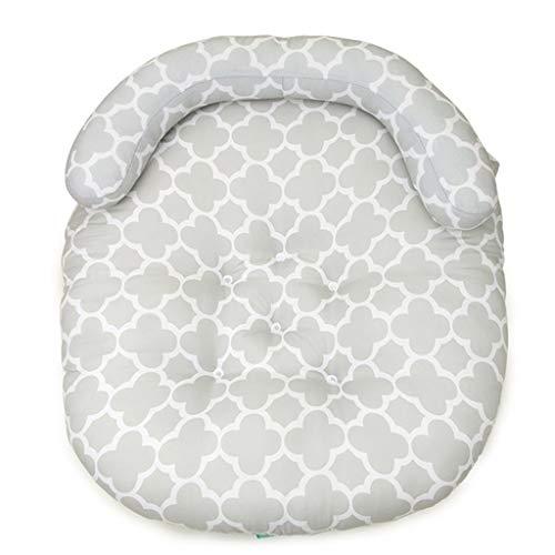 Oreillers pour bébé - Oreiller anti-crachats pour nourrisson pour nouveau-né Matelas d'allaitement pour bébé