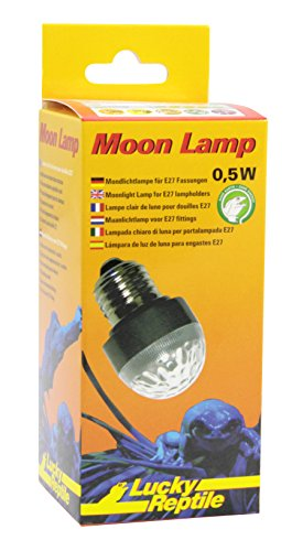 Lucky Reptile ML-1 Moon Lamp LED...