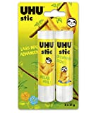 UHU Klebestifte 2er Set Limited Edition chillige Faultiere