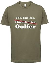 ICH BIN EIN (BUCHHALTER) GOLFER - Herren T-Shirt - 13 Farben