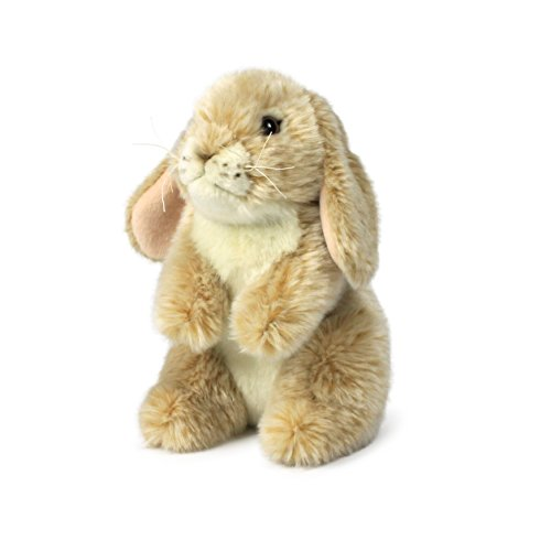 IBTT Anna Club Plush Standing Cream Bunny Soft Toy - 18cm