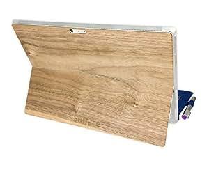 """«bois pour microsoft sURFACE pRO 4 """"- woodsoul-coque de protection pour tablette"""