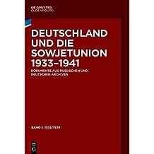 Deutschland und die Sowjetunion 1933-1941: 1933/1934