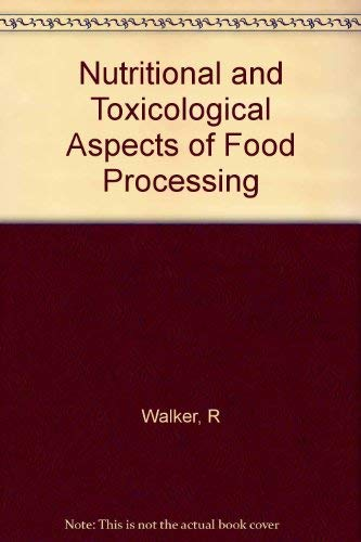 cological Aspects of Food Processing: Proceedings of an International Symposium Held at the Istituto Superiore Di Sanita Rome, It ()