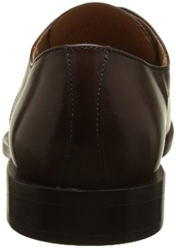 Geox U Saymore C, Derbys Homme Marron (Ebony)