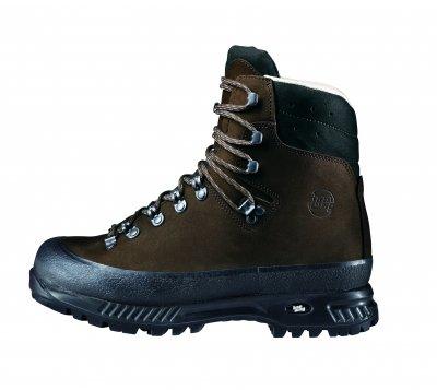 Hanwag Herren Yukon Kletterschuhe, Mehrfarbig (Verde_Brown 56), 49 EU